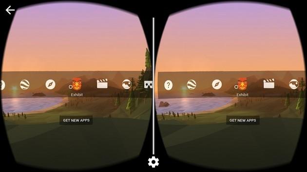 VR Virtual Reality with Google Cardboard