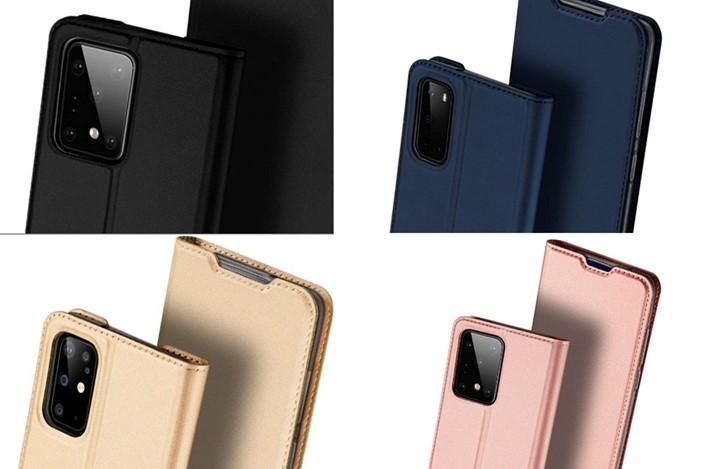 Supposed original Samsung cases (Photo: GSMArena)