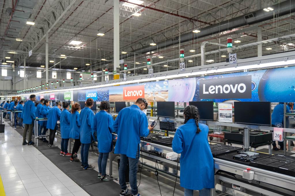 Lenovo factory in Brazil, ThinkStation P330