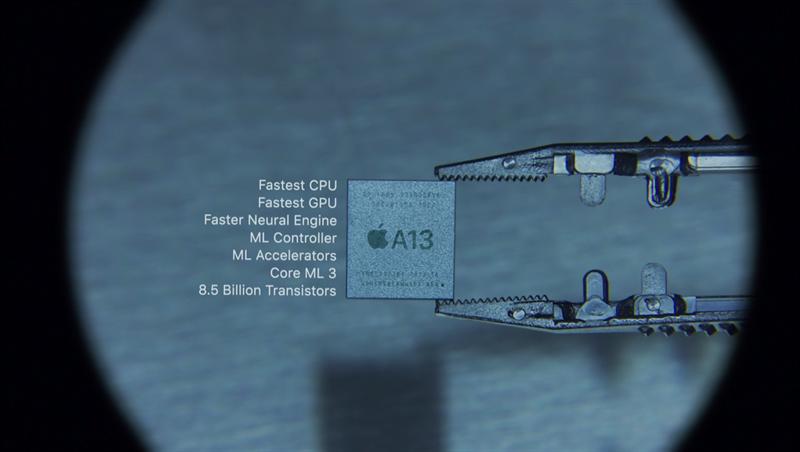Apple A13 Bionic - Processor - Chip - SOC