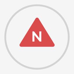 Simply North app icon