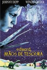 Poster Edward, Scissorhands