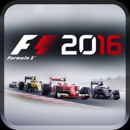 F1 ? 2016 app icon
