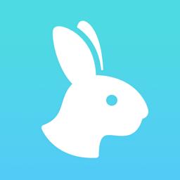 Rabbit app icon - Habit Reminders