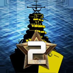 Battle Fleet 2 app icon
