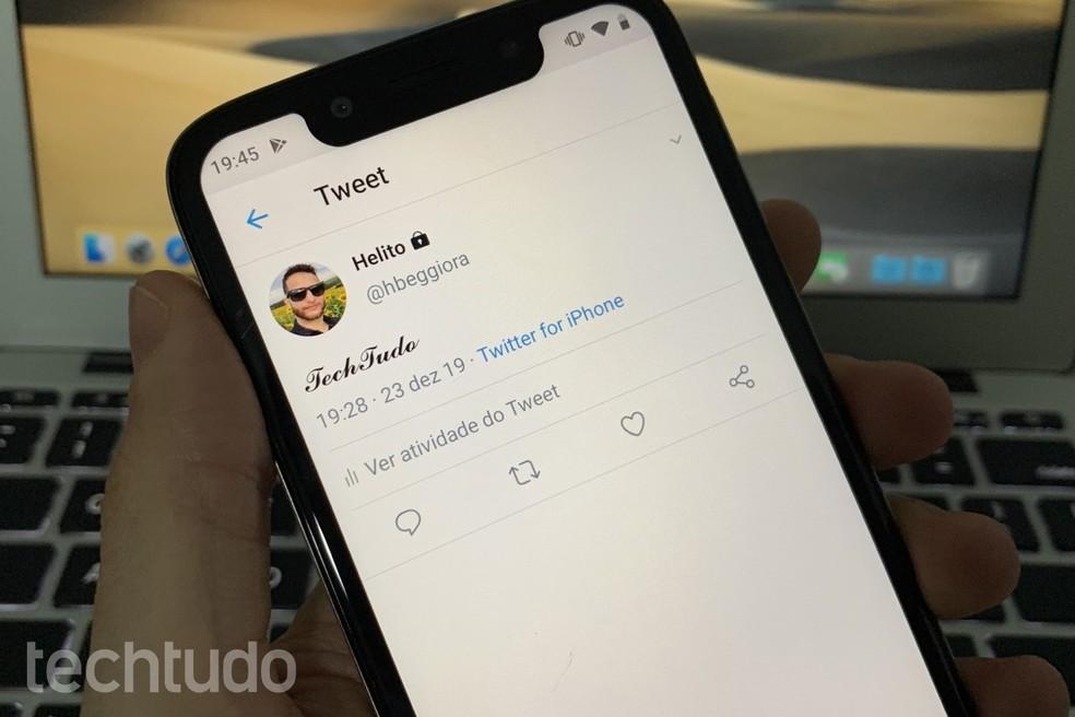 Uniconsole Lite allows you to change the iPhone font (iOS) Photo: Helito Beggiora / TechTudo