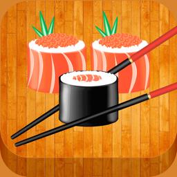 Sushi Recipes Cookbook app icon