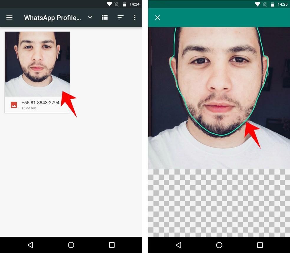 Sticker Studio creates stickers from your photos to use on WhatsApp Photo: Reproduo / Rodrigo Fernandes