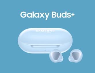 Samsung Galaxy Buds + in-ear true wireless headset. Source: Samsung News