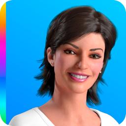 Magazine Luiza app icon: online shopping
