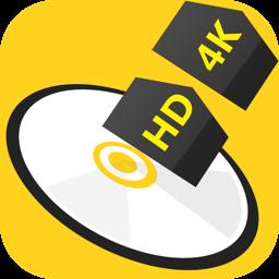 AnyMP4 DVD Ripper Pro app icon
