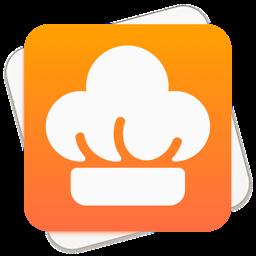 Cookbook Author - Templates app icon