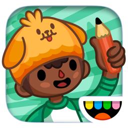 Toca Life: School app icon