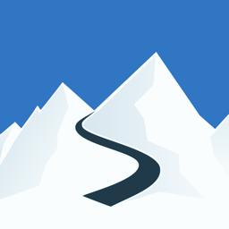 Slopes: Ski & Snowboard app icon