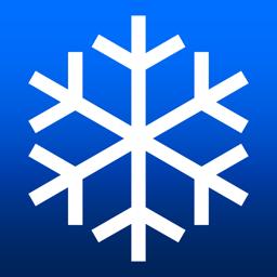 Ski Tracks app icon