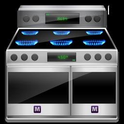 MacGourmet Deluxe 4 app icon