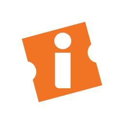 App icon Ingresso.com + Filmes + Cinemas