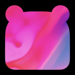 Custom Notch app icon