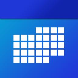 A Grade - Calendar app icon