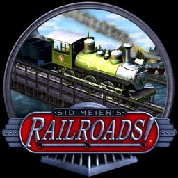 Sid Meier's Railroads app icon!