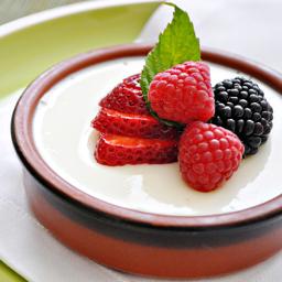 Healthy Dessert Recipes Plan app icon