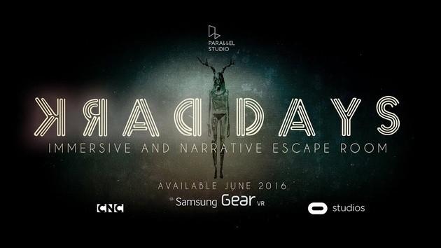 VR Dark Days virtual reality game