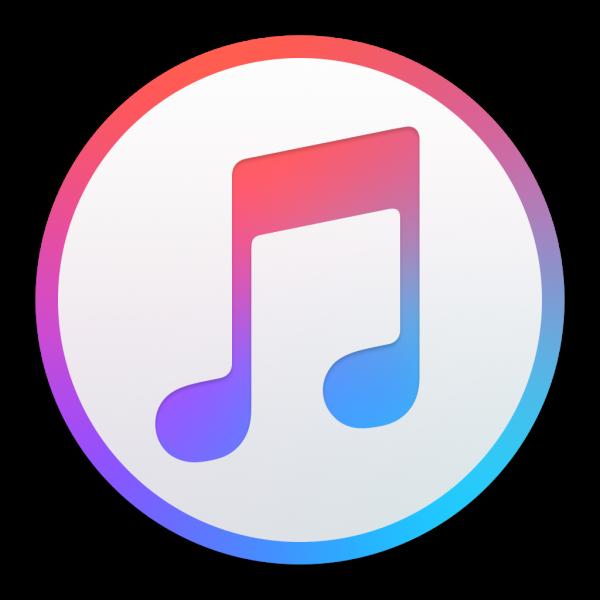 cone - iTunes 12.2 on Mac