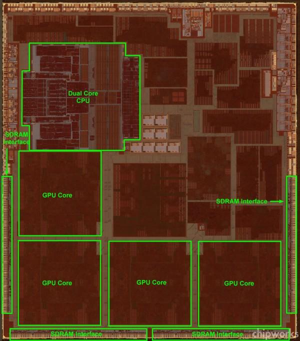 A6X processor interior