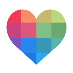Brightly app icon - Brighten Photos