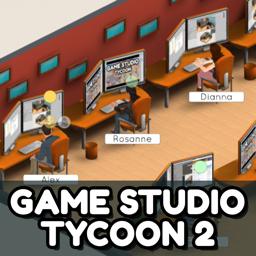 Game Studio Tycoon 2 app icon