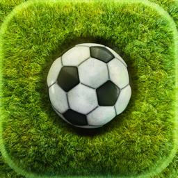 Slide Soccer app icon - online football!