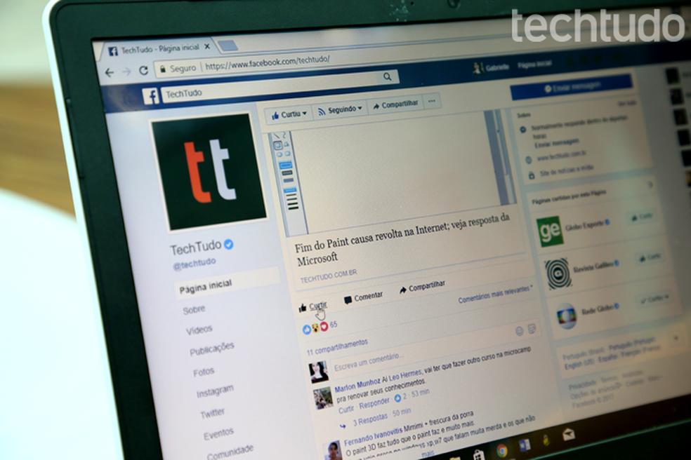 Facebook is down this Thursday Photo: Carolina Ochsendorf / dnetc