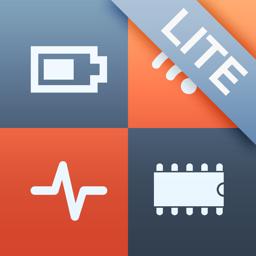 System Status app icon: hw monitor