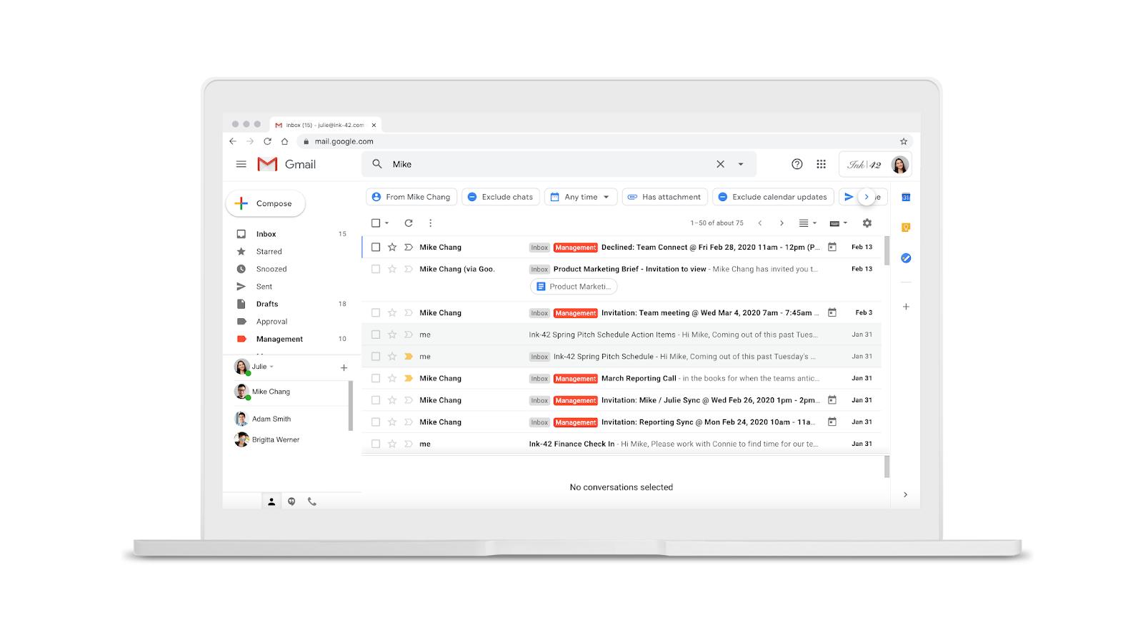 tek gmail
