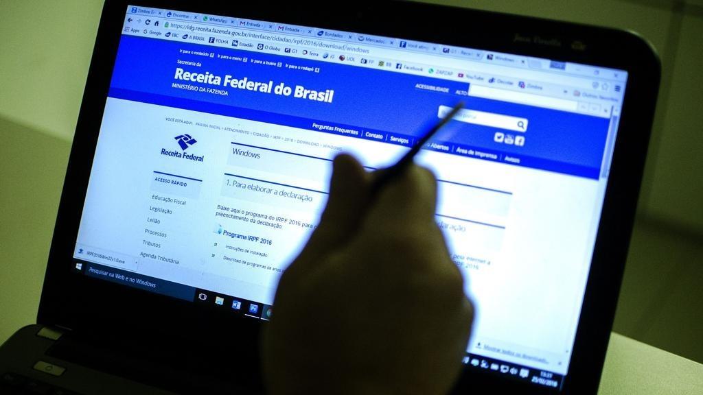 Federal Revenue Website