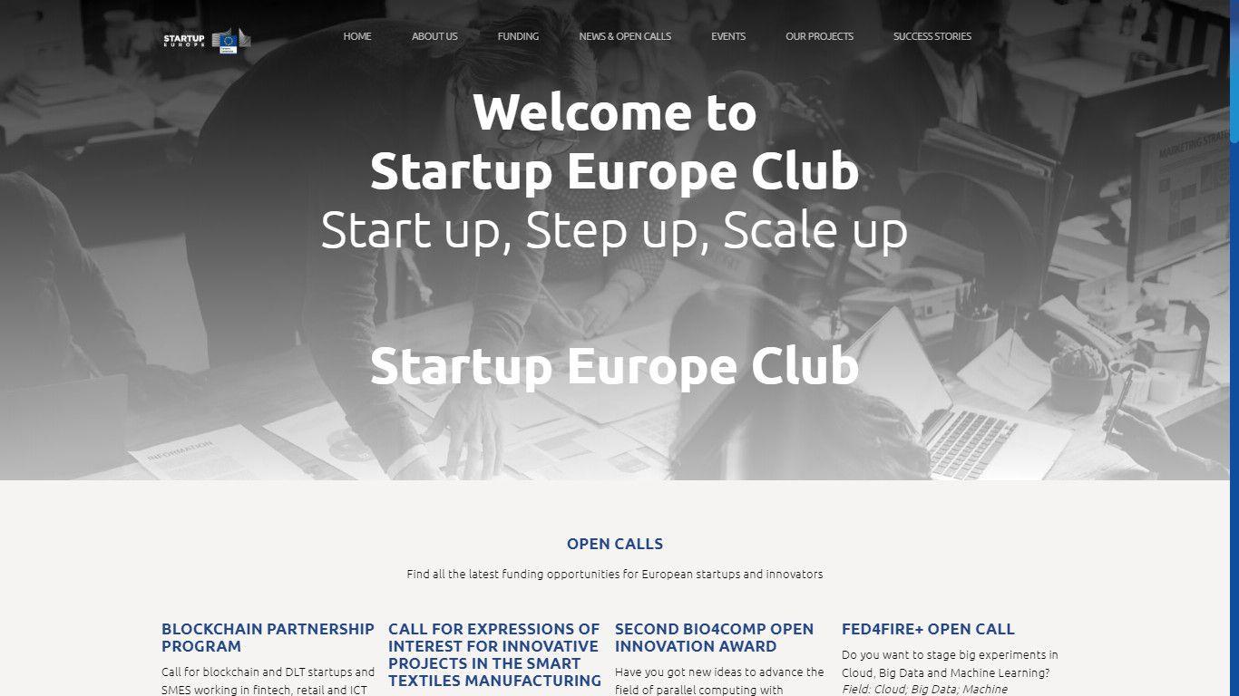 tek website of the day