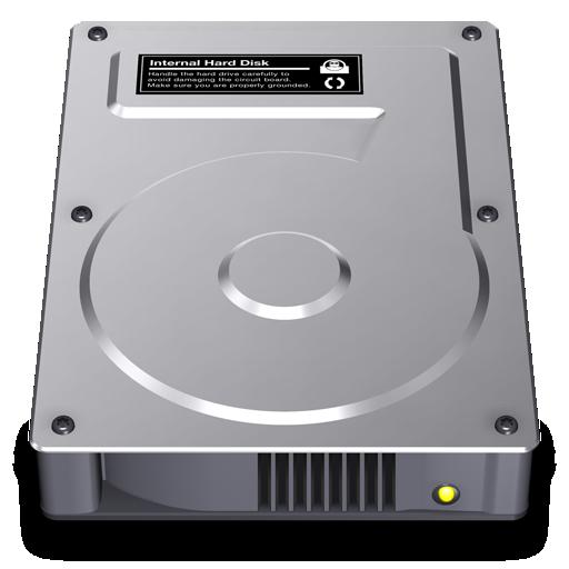 Macintosh HD cone