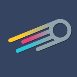 Meteor app icon: network test