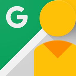 Google Street View app icon