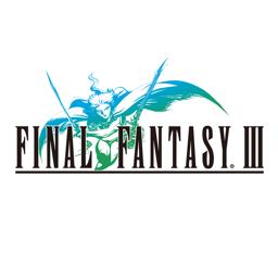 FINAL FANTASY III app icon
