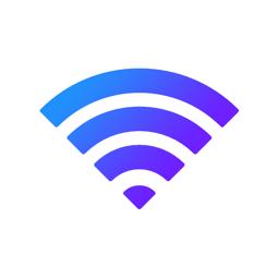 Wifi Widget app icon - See, Test, Share