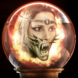 Demon Cam ? app icon