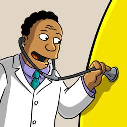 The Simpsons ? Springfield app icon