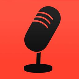 Mic'd - Beautifully simple recording app icon