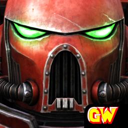 Warhammer 40,000 app icon: Regicide
