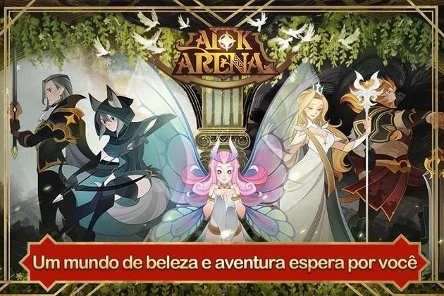 RPG AFK Arena