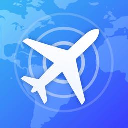 The Flight Tracker Pro app icon
