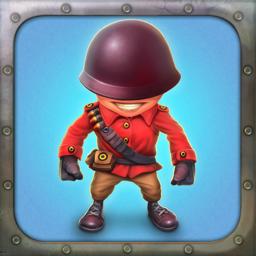 Fieldrunners app icon