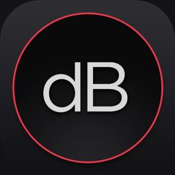 DB Decibelimeter Pro app icon