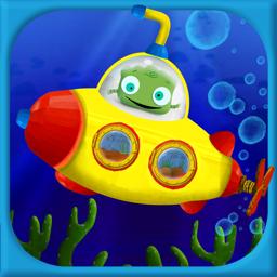 Tiggly Submarine app icon
